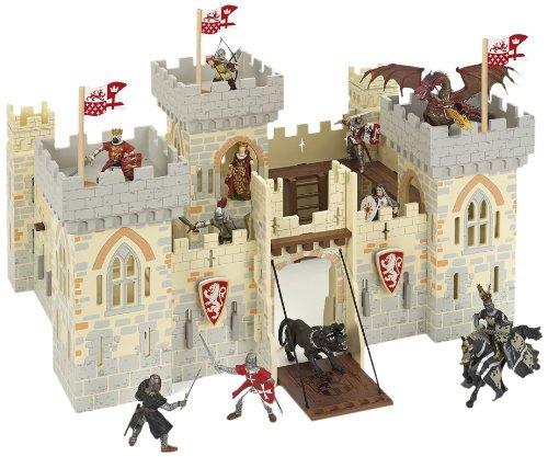 Papo Weapon Master Knight Castle £16.99 @ amazon