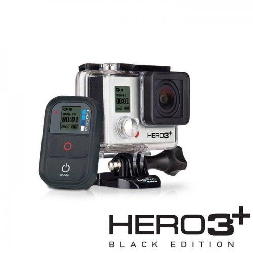 GoPro Hero 3+ Black £233.10 using Price match at Go Outdoors