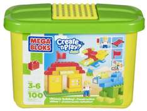 Mega bloks ultimate building mini blocks tub £10.46 delivered Amazon (65% off)