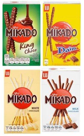 From 30/07/14: BOGOF on LU Mikado Biscuits (Varieties in description)  £1.39 @ Tesco