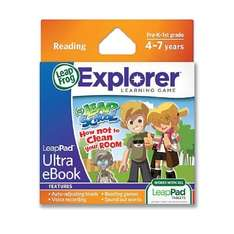 LeapPad Ultra eBook: Leap School How Not to Clean Your Room (add on item) £2.93 @ Amazon