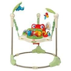 Fisher Price Rainforest Jumperoo £61 using code TDXR-PYRT at Tesco Direct - Free Collect from Store & Club Card Boost