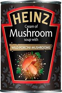 Heinz Special Edition Black Label Soups 1/2 price 59p @ Morrisons