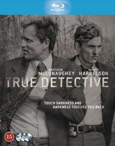 TRUE DETECTIVE Season 1 (Nordic Import) BLU-RAY Complete Set @ Amazon /  Sold by Retro_Foundation - £25.25 delivered