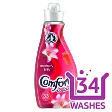 Comfort Creation Fab Conditioner Strawberry 34 washes 1.16L £1.50 at Tesco