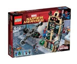 LEGO Spiderman - Daily Bugle Showdown - 76005 @ Amazon for £26.66 +free delivery & ASDA