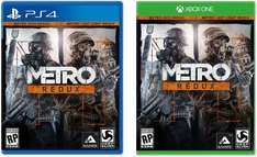 Metro Redux £26.99 @ Games Centre on PS4 and Xbox One