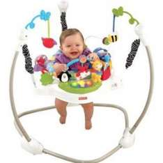 Discover and Grow Jumperoo £61.85 with code from Boots.com with Voucher and up to £7.10 back in points