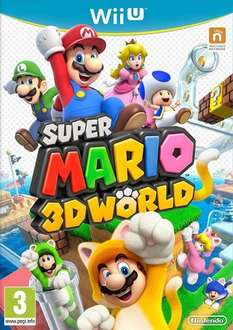 Super Mario 3D World (Wii U) for £34.95 @ The Game Collection