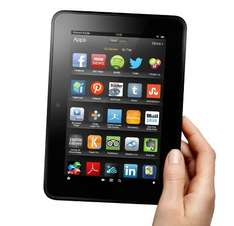 """Kindle Fire HD 7"""" Tablet - 16GB (New) for £109 @ Argos (includes a free £30 argos gift voucher but only available in-store or click and collect otherwise if ordered online you only get the £10 voucher)"""