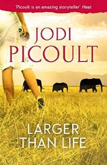 Larger Than Life - Kindle Edition - Novella by Jodi Picoult @ Amazon Pre-Order