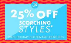 Asos 25% off selected summer clothes