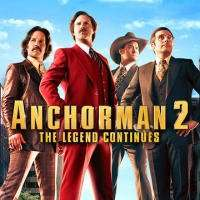 Rent Anchorman 2: The Legend Continues For 99p @ PSN (HD £1.99)