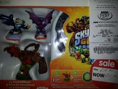 Skylander Giants Starter Pack(Xbox360/PS3/Wii) £10 @ ASDA Hamilton
