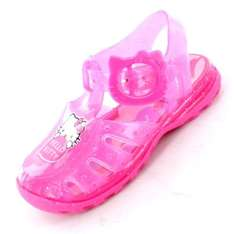 Hello Kitty Official Girls Jelly Sandals £5.59 was £7.99 plus 30% Off Everything with Code @ Kids Shoe Factory
