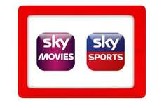 Sky Sports & Sky Movies on iOS devices now available for Virgin Media customers.
