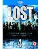 Lost season 4 blu ray £4.99 @ WowHD