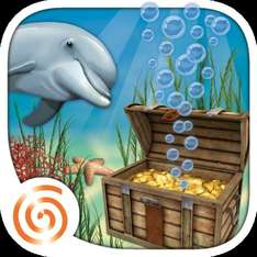 Amazon free app of the day - Dolphins of the Caribbean