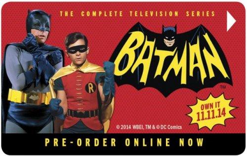 Batman: The Complete TV Series - Limited Edition [Blu-ray] [1966] [Region Free] £109.99 @ Amazon