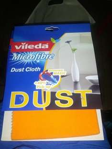Vileda Microfibre Soft Dust Cloth 25p at Wilko (Wilkinson) - Commercial St