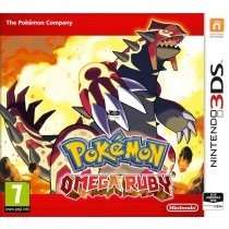 Pokemon Omega Ruby and Alpha Sapphire (Pre-order) £29.95 @ TheGameCollection