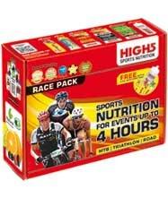 High 5 Race Pack MTB/Triathlon/Road £7.99 @ discount  supplements
