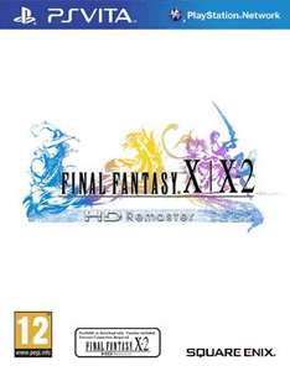 Final Fantasy X/X-2 HD Remaster (PS Vita) £18.99 Delivered @ GAME