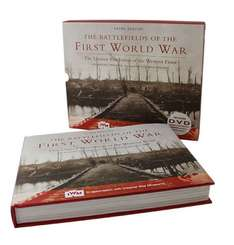 The Battlefields of the First World War Hardback £15 (FREE DELIVERY using code DEL15) @ The Book People (also have multi-buy offer of this book plus Forgotten Voices Collection consisting of 8 Books for £20)