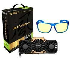 Palit GTX 780 Jetstream 3GB GDDR5 PCI-E Graphics Card with Gunner Eyewear Bundle and Free WatchDogs Download Coupon £358.98 @ eBuyer