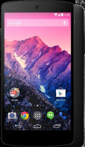 Google Nexus 5 16gb SIM Free (Black) @ Mobile Phones Direct - £229.99