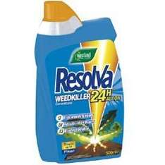Resolva 24 hour Action Weedkiller Concentrate Tesco - £2.50