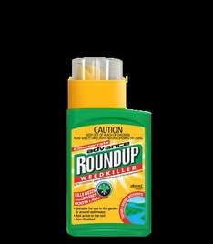 Roundup Concentrated WeedKiller 280ml @ Tesco - £2.50
