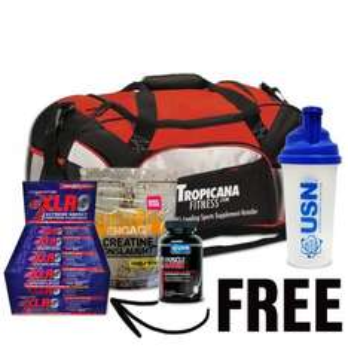 Tropicana Fitness Gym Bag Deal - £29.99 plus £1.99 delivry (free over £30)