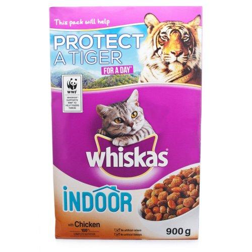 Whiskas Biscuits (Indoor) - £1.27 @ Tesco Normally £2.55 - 900G!!