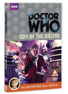 Classic Dr Who DVDs Many £4.99 Free Delivery @ BBC Shop