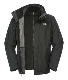 North Face Men's Evolution II Triclimate Jacket- SMALL ONLY - £79.80 @ North Face