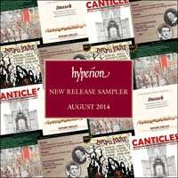 Hyperion Classical Music monthly sampler – August 2014 - Download Free  @ Hyperion Records