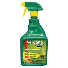 Verdone Lawn Weedkiller - 800ml Spraygun - £1.38 @ Tesco Direct (C&C)