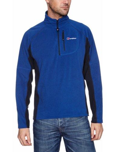 Berghaus Men's Spectrum Micro Fleece Half Zip Pullover from £12.08 Delivered @ Amazon