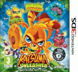 3DS Moshi Monsters: Katsuma Unleashed - £6.99 Delivered @ GAME