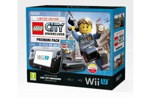 Nintendo Wii U Console Lego City Undercover (£187.49 - Argos Outlet eBay) - Refurb w/12 Months Warranty