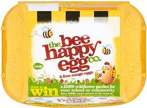 Happy Egg Co Free Range Large Eggs - 2 For £2.00 @ Asda + Tesco after cashback = £1.45