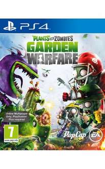 Plants vs Zombies Garden warfare release date 08/08/14 2 WEEKS BEFORE OTHER SHOPS! £35 @ Asda