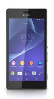 sony xperia m2 £42 a month.. 4gb data..unlimited mins & texts .+ cashback & loads of free goodies @ phones4u instore