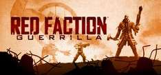 Red Faction: Guerilla £1.49 @ Steam (Red Faction 49p, Red Faction 2 49p, Red Faction Armageddon £1.49, Red Faction Collection £2.99)