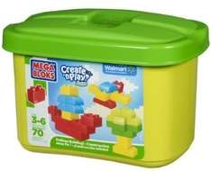 Mega Bloks for 3-6 years olds 70 Pieces £6.99 @ Home Bargains