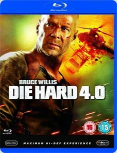 Die Hard 4.0 [Blu-ray] [2007] for £1.99 (pre-owned) posted - ThatsEntertainment