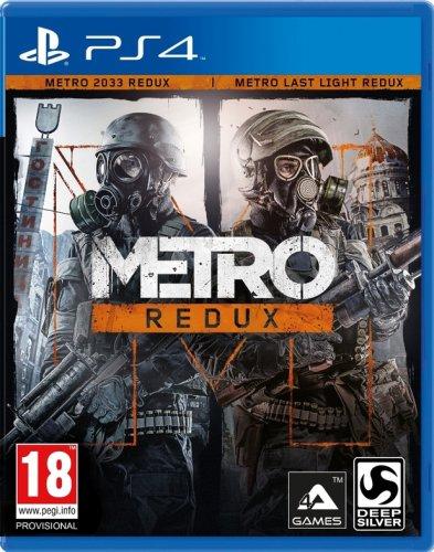 Metro Redux (PS4/Xbox One) £25.00 @ Tesco Direct (With Code)
