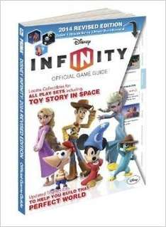 Disney Infinity 1.0 Revised Guide reduced to £3.99 @ Game