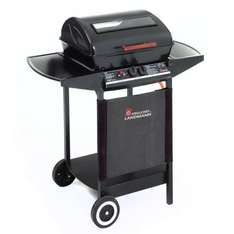 Landmann Gas Wagon 2 Burner Gas BBQ with Flame Tamer 12375FT - £29.99 Instore @ B&M
